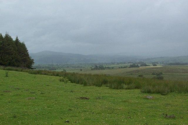 Footpath towards the farm