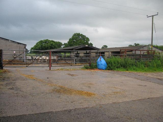 Barns at Beans Land Farm