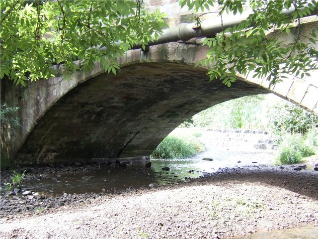 Widened Bridge over the Churnet in Oakamoor