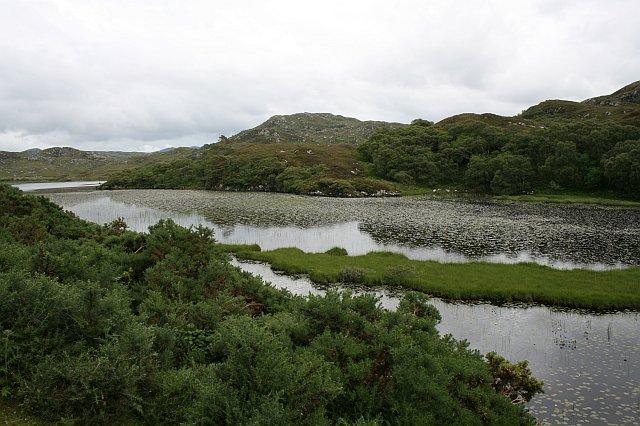 Loch Culag, Lochinver