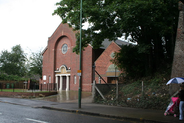 Roman Catholic church, North Street, Carshalton, Surrey