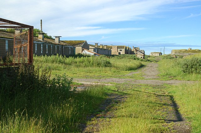 Black Watch camp by Kirklands