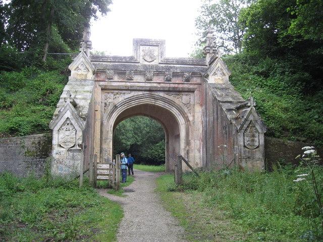 Lady Wimborne Bridge
