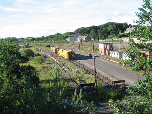 Ferryhill Station Siding