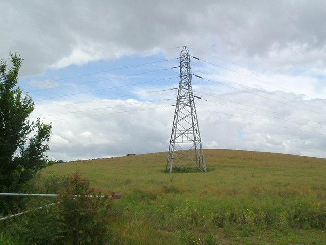 Pylon at Easton