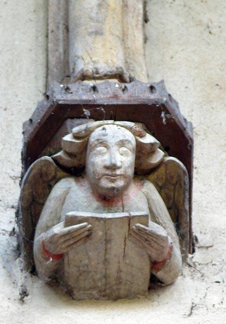St Peter, Ringland, Norfolk - Corbel