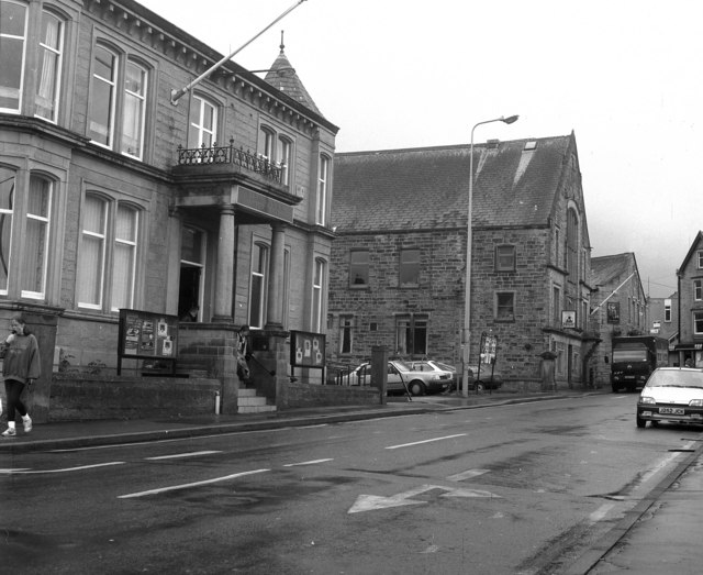Station Road, Barnoldswick