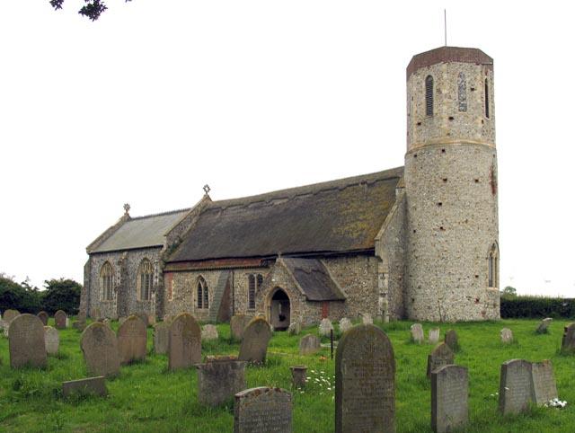 St Mary, West Somerton, Norfolk