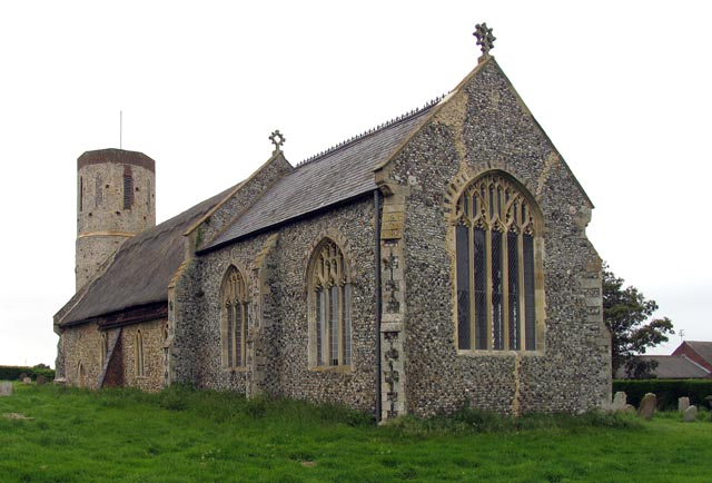 St Mary, West Somerton, Norfolk