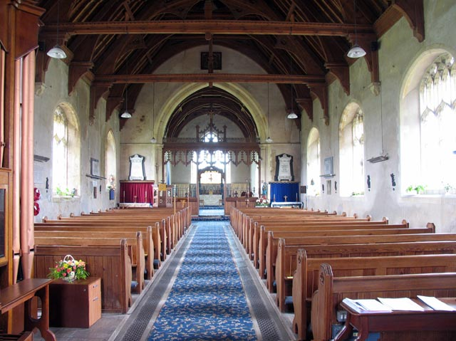 Holy Trinity & All Saints, Winterton-on-Sea, Norfolk