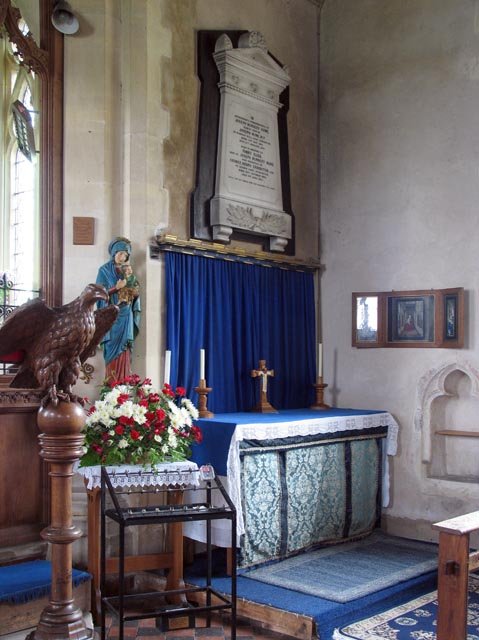 Holy Trinity & All Saints, Winterton-on-Sea, Norfolk - South Altar