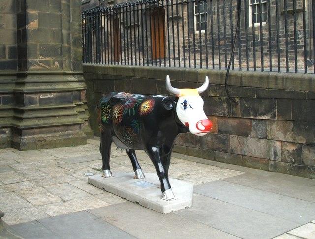 Redburn Dairy Cow
