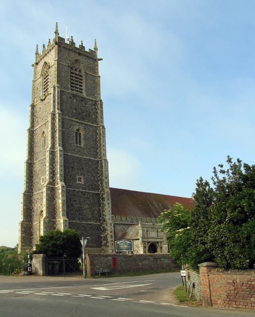 Holy Trinity & All Saints, Winterton-on-Sea, Norfolk