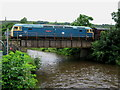 SD7916 : Crossing The River Irwell by Paul Anderson