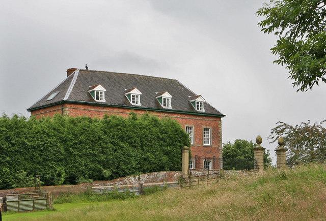 Birch Farm, Kinlet.