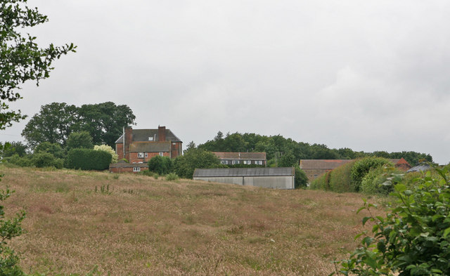 Birch Farm, Kinlet