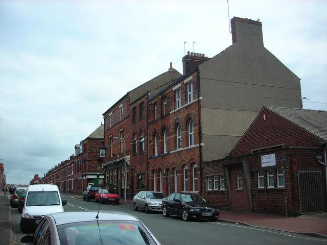 Nelson Street, Hindpool