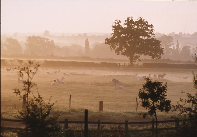 View from Kings Hill Farmhouse