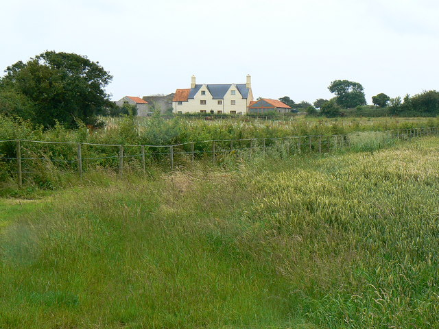 Hillhouse Farm, Hall End