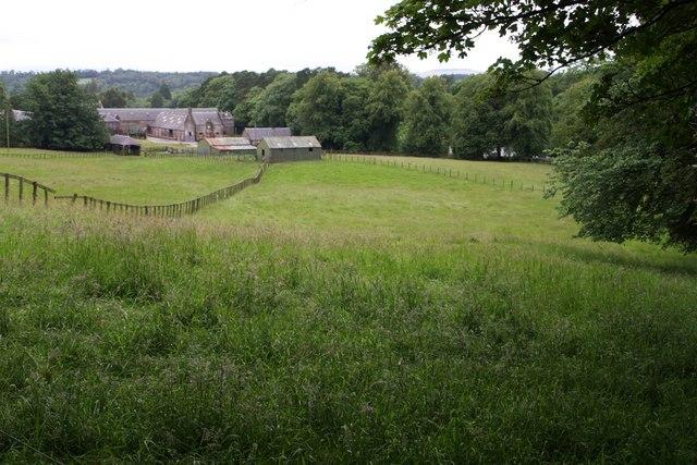 Castlemilk Home Farm