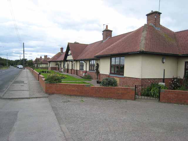 Aged Miners Homes, Eldon Bank Top, Shildon