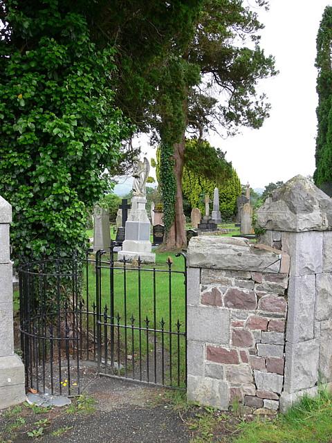 Llangadog Cemetery