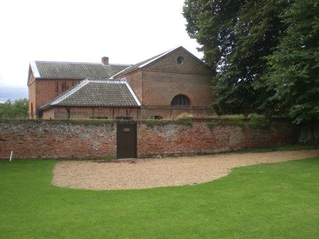 Game Larder, Houghton Hall