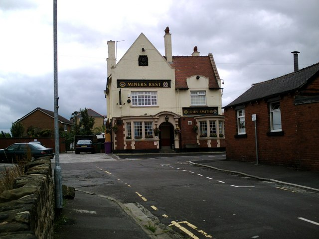 The Miners Rest - Palm Street