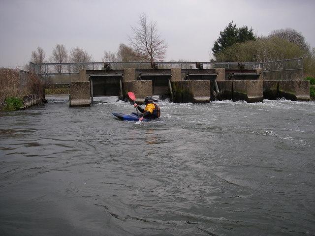 River Avon  Hatches