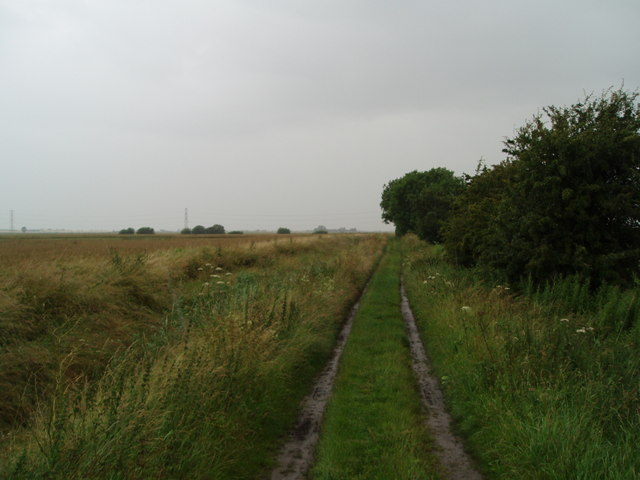 Public Footpath to Ealand Outgate