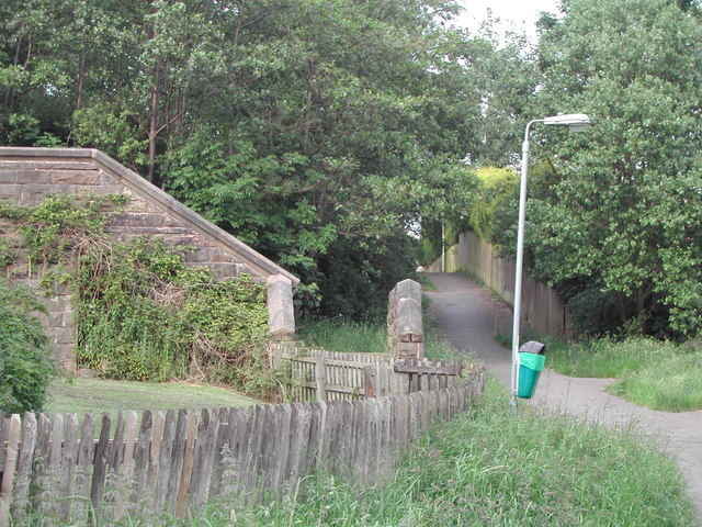 Footpath to Helmshore