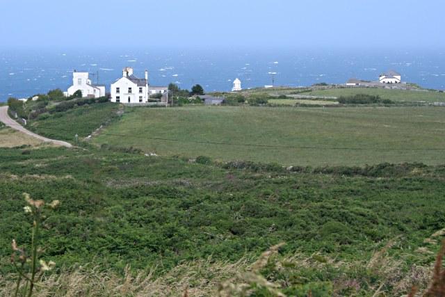Looking towards Pendeen Watch Lighthouse