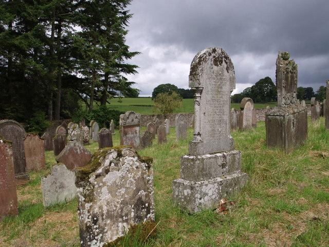 St Mungo - graveyard