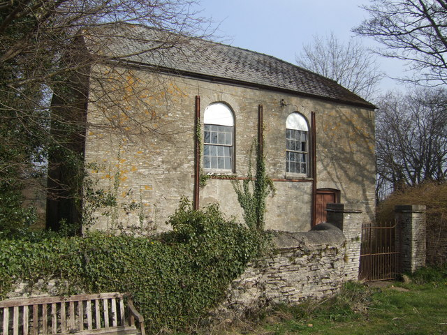 Former Methodist Chapel at Clifford