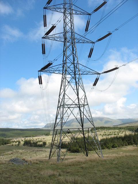 The apex pylon