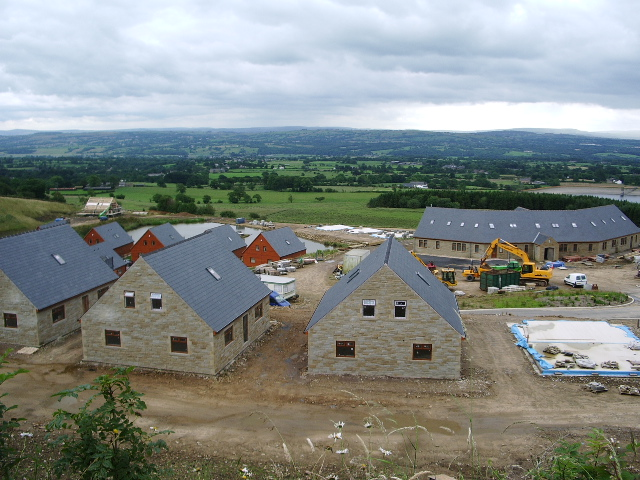 New development in old quarry