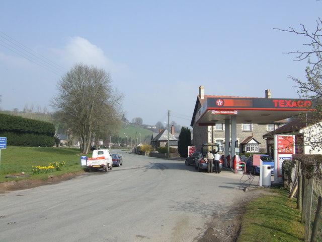 Clyro filling station