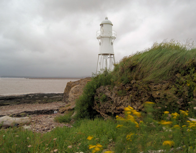 Blacknore Point Lighthouse.