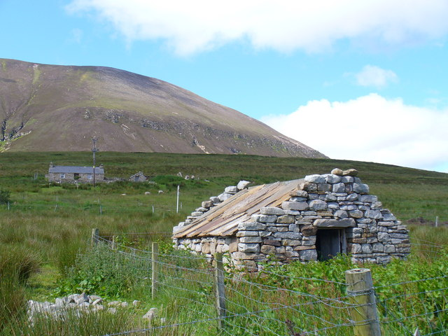 Stone Hut in North Hoy