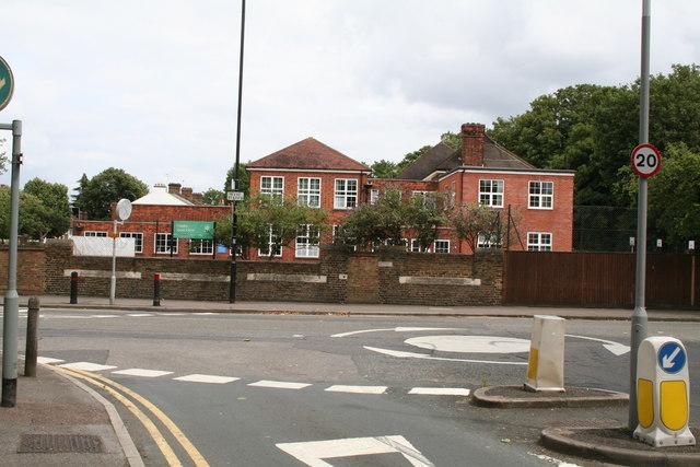 Camden Junior School, West Street, Carshalton