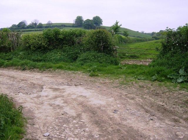 Hick's Lane junction