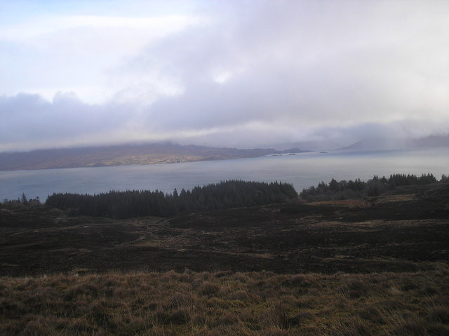 View from Cnoc Hill