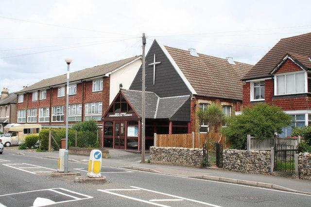 West Street Evangelical Church, Carshalton, Surrey