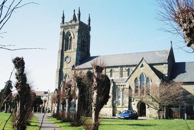 Shaftesbury: former church of the Holy Trinity