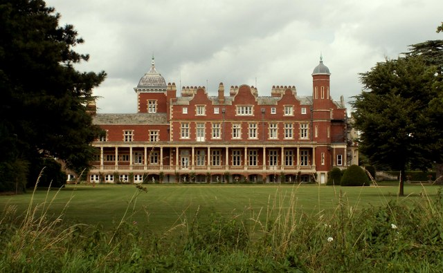 Babraham Hall