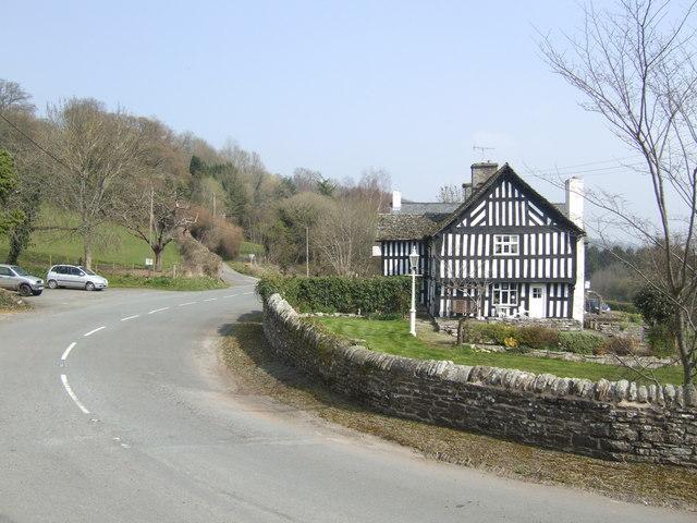 The Rhydspence Inn