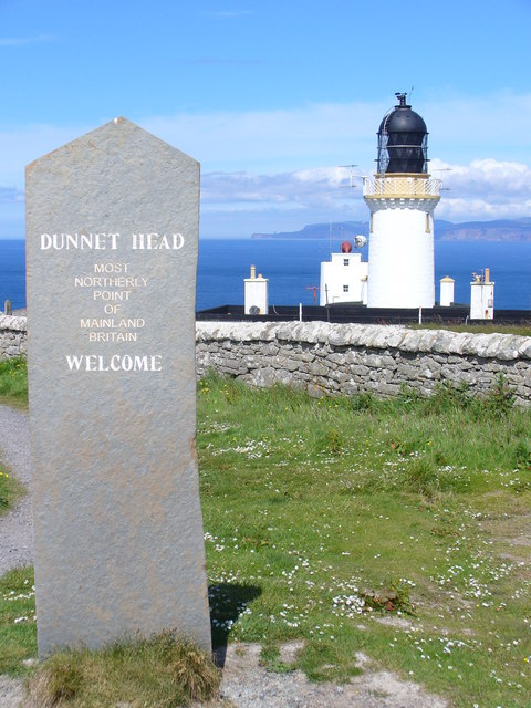 Scottish Mainland's most Northerly Point