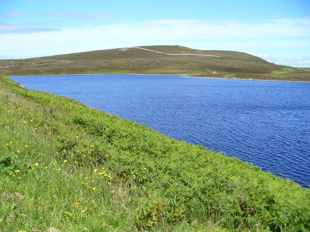 Long Loch and Dunnet Head