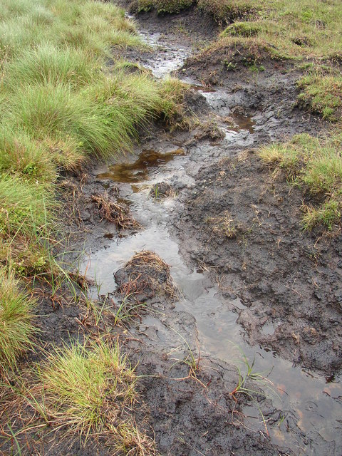 Rain runoff, Saddleworth