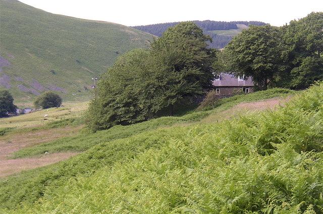 Coldburn Farm, Lambden Valley